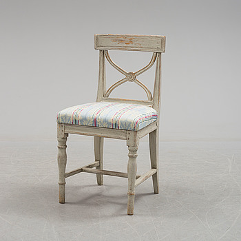 GUSTAVIANSK, A early 19th century chair.
