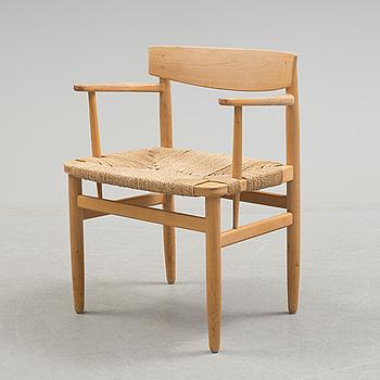 BØRGE MOGENSEN, An 'Öresund' beech armchair from AB Karl Andersson & Söner.