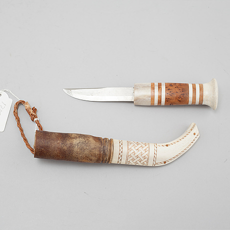 A knife signed Åh?, second half of the 20th century