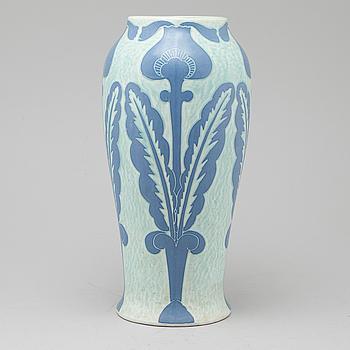 a stoneware vase, Gustavsberg, 1921.