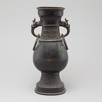 VAS, brons, Kina, 1600-tal/tidigt 1700-tal.
