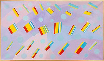 TORSTEN ESBJÖRNSSON, oil on canvas.