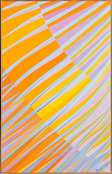 TORSTEN ESBJÖRNSSON, oil on canvas. Signed a tergo. 2003-2004.