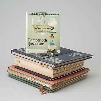 LITERATURE, 10 volumes:.