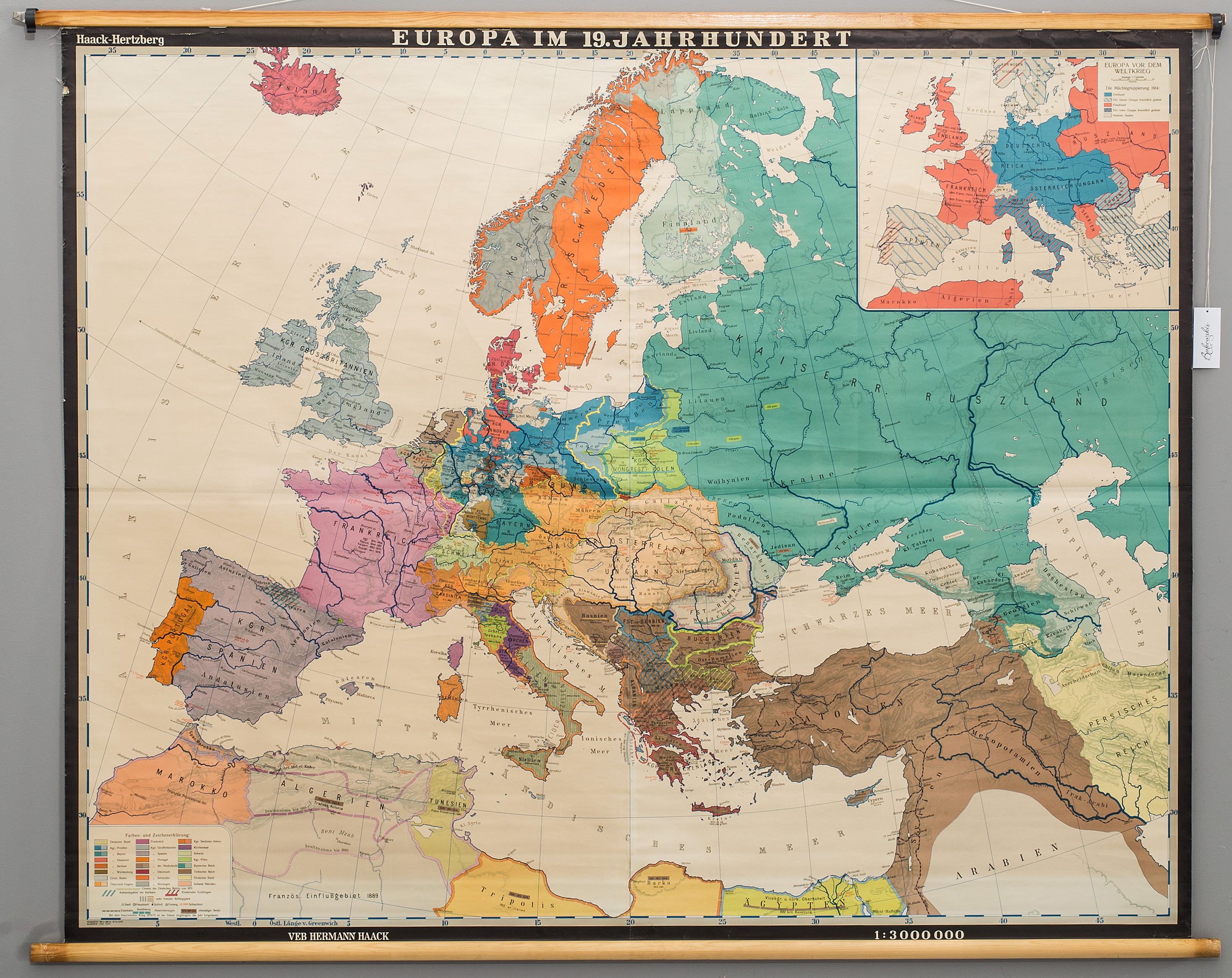 A school map europe 19th centurynorstedts skolavdeling stockholm a school map europe 19th centurynorstedts skolavdeling stockholm mid 20th century bukowskis publicscrutiny Image collections