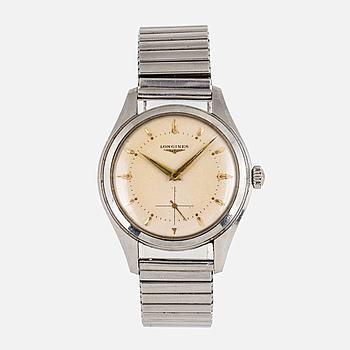 LONGINES, wristwatch, 37 mm,
