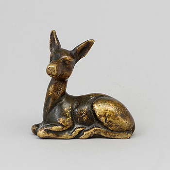 SKULPTUR, brons, 1800-/1900-tal.