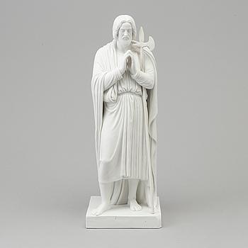 """BERTEL THORVALDSEN, efter. """"Aposteln Judas Taddeus"""". Kungl. Dansk, 1800-tal."""