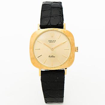 ROLEX, Cellini, armbandsur, 24 mm.