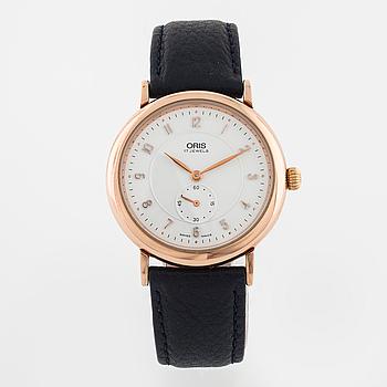 ORIS, armbandsur, 34,5 mm.