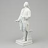 "Skulptur, biskvi. ""christopher gluck"" lippert & haas, schlaggelwald, tjeckien, 1800 tal"