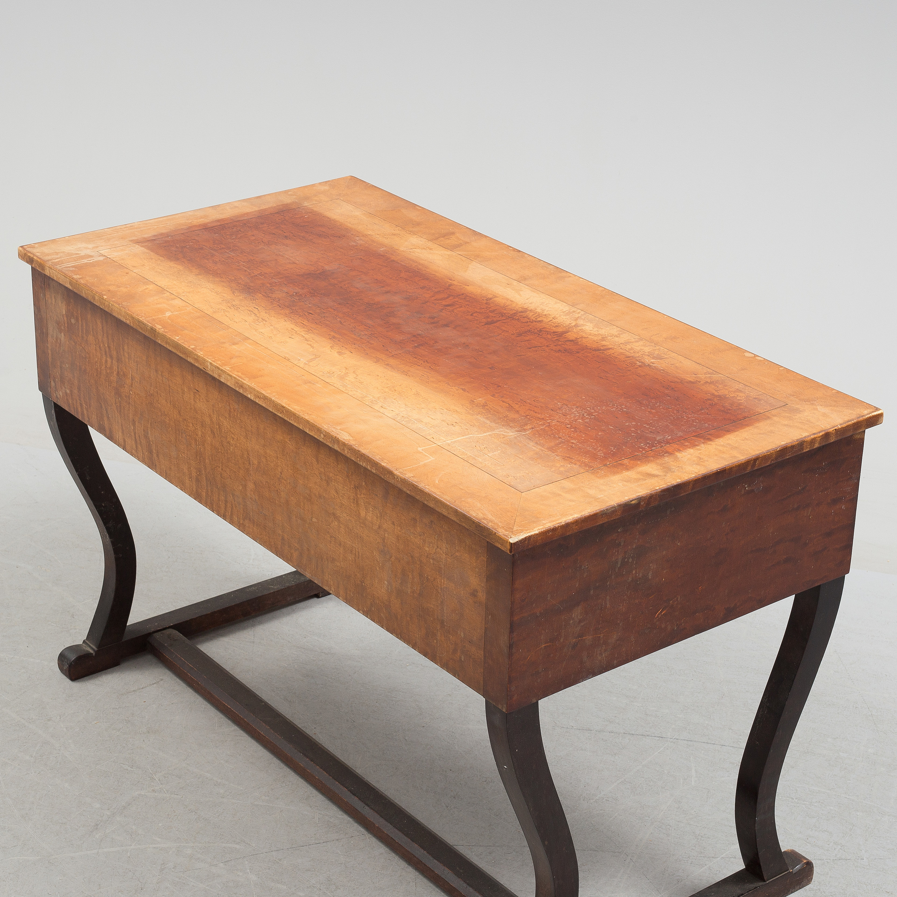A First Half Of The 20th Century Art Deco Style Writing Desk Bukowskis