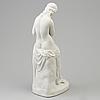 Skulptur, biskvi. england, copeland, 1800 tal