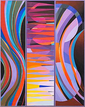 TORSTEN ESBJÖRNSSON, oil on canvas. Signed a tergo. 1999-2003.