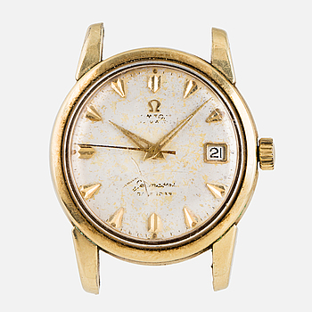 OMEGA, Seamaster, Calendar, wristwatch, 34 mm,