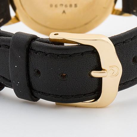 Jaeger lecoultre, armbandsur, 33 mm,