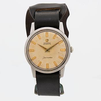 OMEGA, Seamaster, armbandsur, 34 mm,