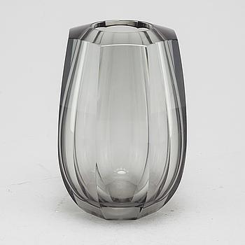 VAS, glas, 1900-talets första hälft/mitt.