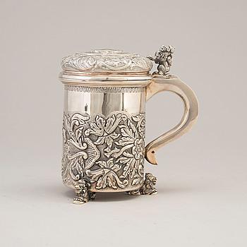 STOP, silver, svenska importstämplar, 1900-talets första hälft.