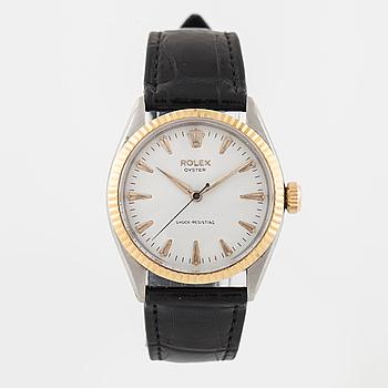 ROLEX, Oyster, armbandsur, 34 mm.