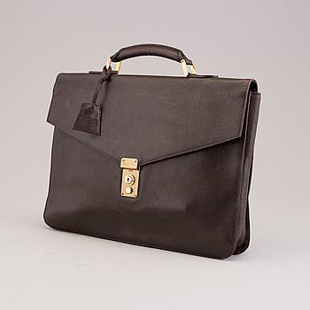CHANEL, A Chanel briefcase.