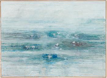 RUBEN HELEANDER, RUBEN HELEANDER, oil on canvas, signed.