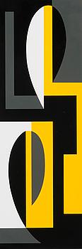 LARS-GUNNAR NORDSTRÖM, Serigraphy, signed and numbered 76/90.