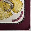 "Scarf, hermès, ""tsubas"", issued 1991"