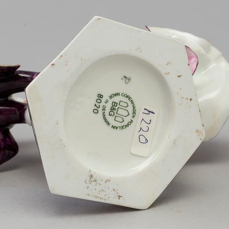 Figurin, porslin. bing & gröndahl, danmark, 1900 tal