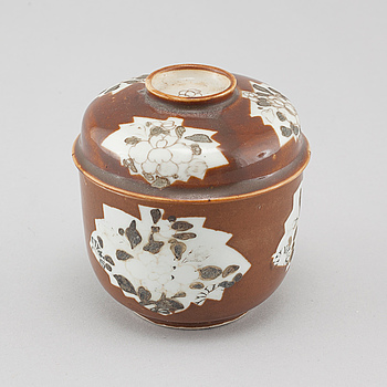 BURK med LOCK, porslin, Qindynastin, 1700-tal.