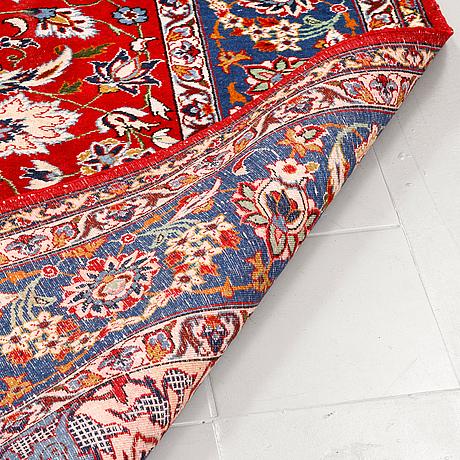 Matta, troligen najafabad, ca 350 x 250 cm