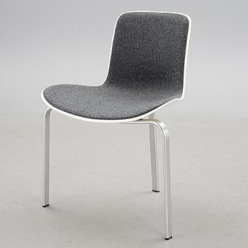 """POUL KJÆRHOLM, tuoli, """"PK8"""", Fritz Hansen."""