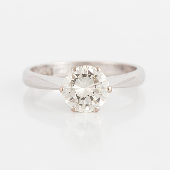 DIAMANTRING, 0.97 ct.
