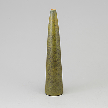 CARL-HARRY STÅLHANE, A unique Carl-Harry Stålhane stoneware vas, signed and dated -61.