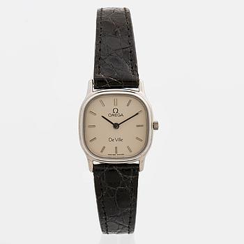 OMEGA, De Ville, armbandsur, 20 mm,