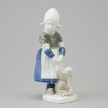 A Rosenthal porcelain figurine, Germany, 1920s.
