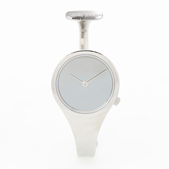 VIVIANNA TORUN BÜLOW-HÜBE, GEORG JENSEN, Vivianna, design by Torun Bülow-Hübe, wristwatch, 28 x 23 mm.