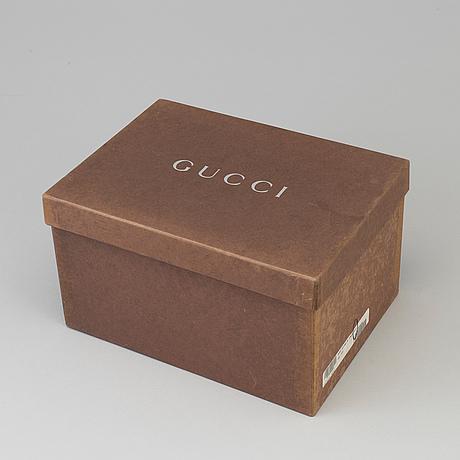 "VÄska, ""horsebit vanity bag"", gucci"
