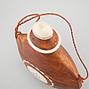 A flask by thore sunna, signed
