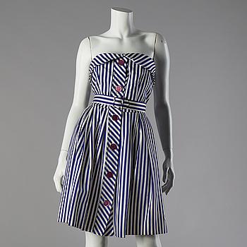 CÉLINE, klänning, fransk storlek 42.
