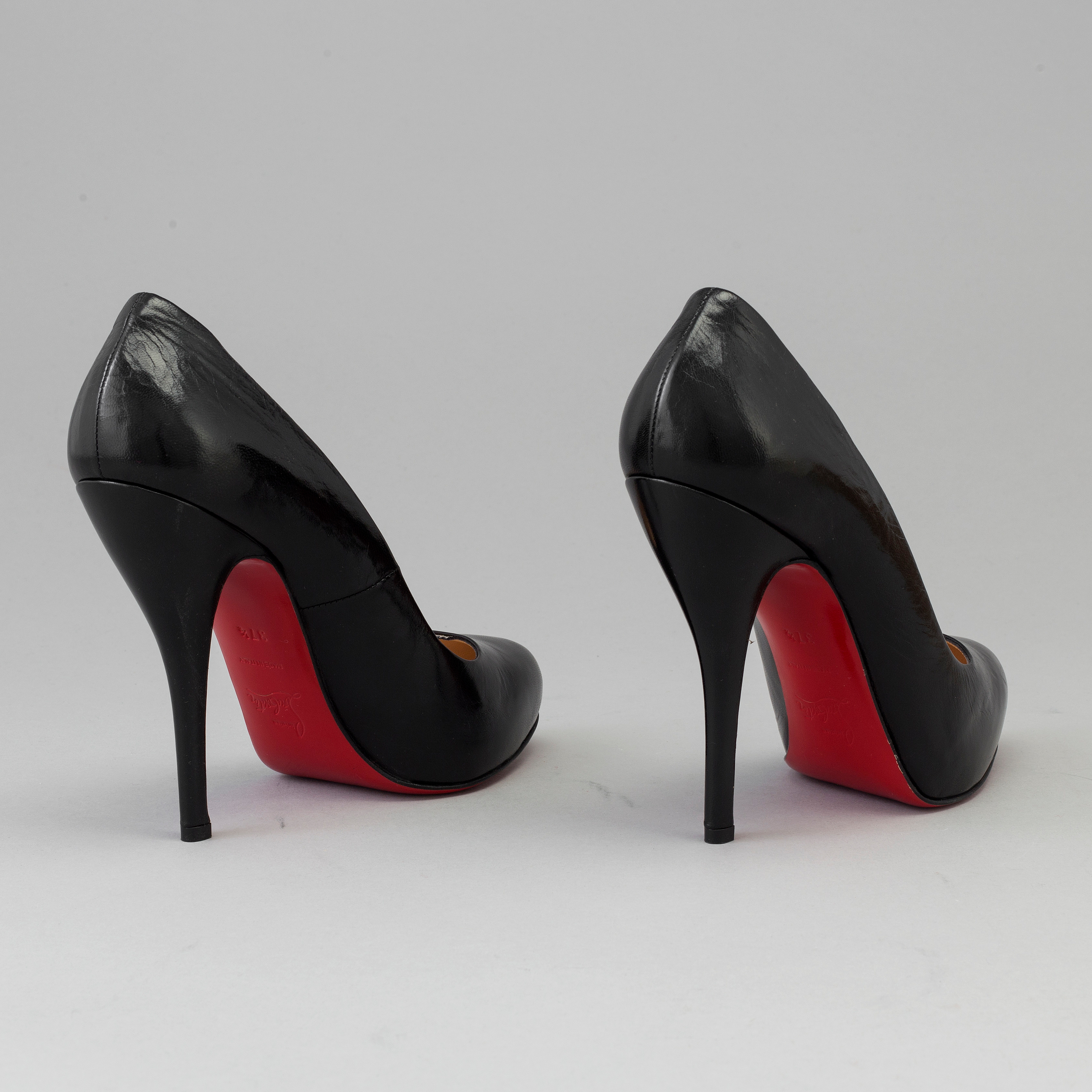cheap for discount 721f3 7fe1f HIGH HEELS, Christian Louboutin, size 37,5. - Bukowskis