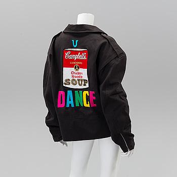 "TURNEJACKA, ""Madonna Dance Tour 1987""."
