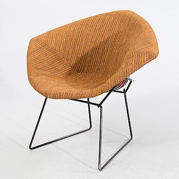 "HARRY BERTOIA, fåtölj, ""Diamond Chair""."