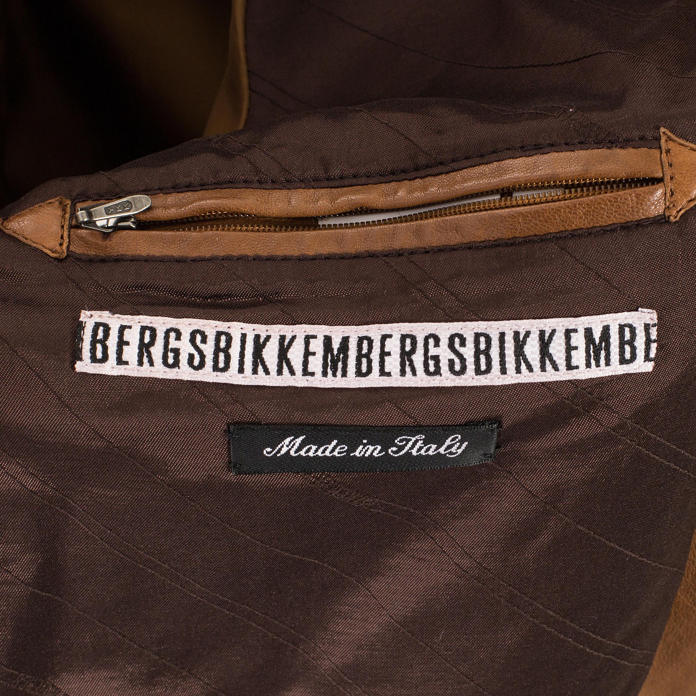 BIKKEMBERGS, jacket, size 48  - Bukowskis