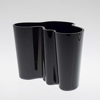 "ALVAR AALTO, ""Savoy"", vas av glas, Iittala, 1980-tal."