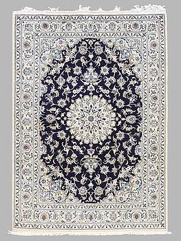MATTA, Nain part silk, ca 245 x 170 cm.
