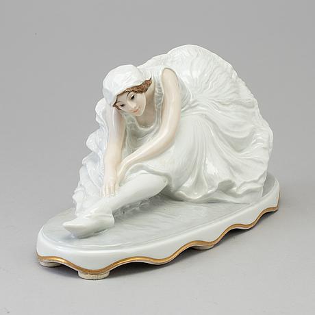 Figurin, porslin. rosenthal, selb, tyskland 1920-tal.
