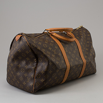 "LOUIS VUITTON, A ""Keepall 50"" bag, Louis Vuitton."