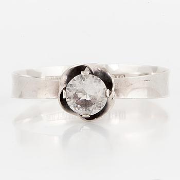 ALTON, Armring med bergkristall.