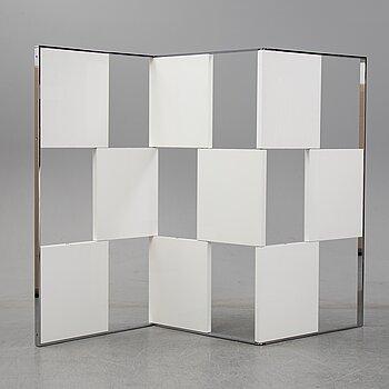 "RODOLFO DORDONI, a roomdivider, ""Davis"", Venini 21sr century."